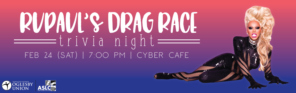 Rupaul's Drag Race Trivia Night