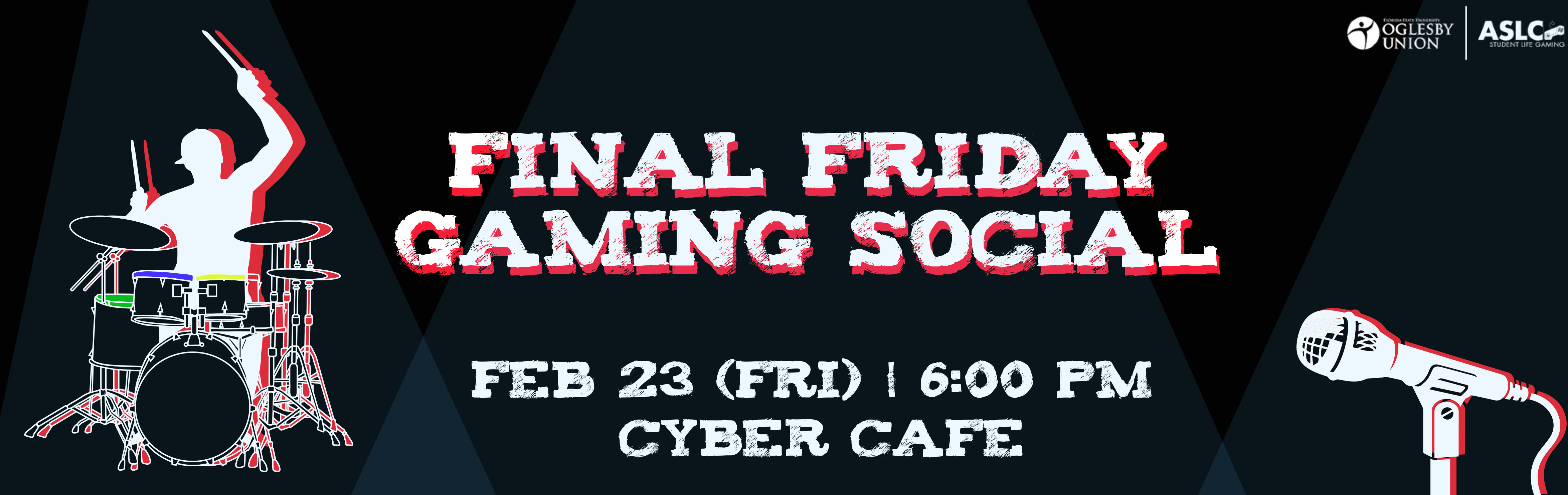 Final Fridays Gaming Social