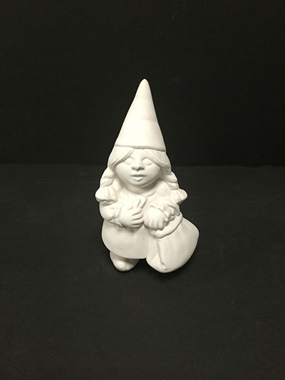 Amy Traveling Gnome