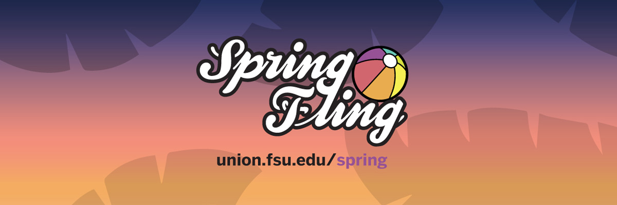 Spring Fling | union.fsu.edu/spring